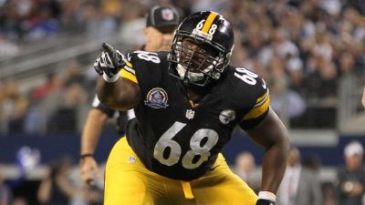 Kelvin Beachum - Steelers
