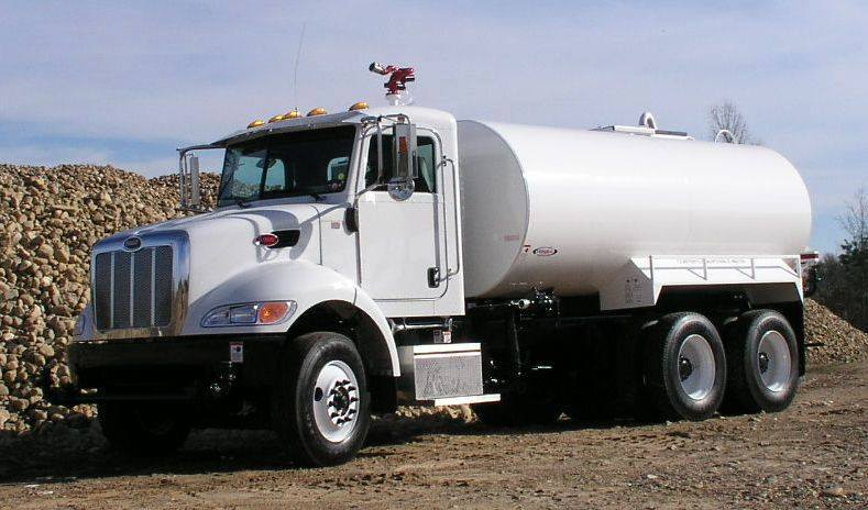 82free water truck